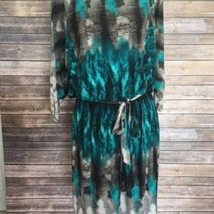 🔥Beautiful green dress Magi Boutique L